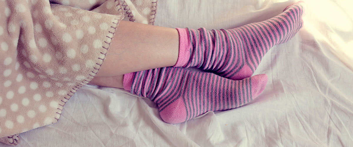 Magic Socks | A Natural Cold & Flu Remedy | Vitalship Naturopathic Family Medicine